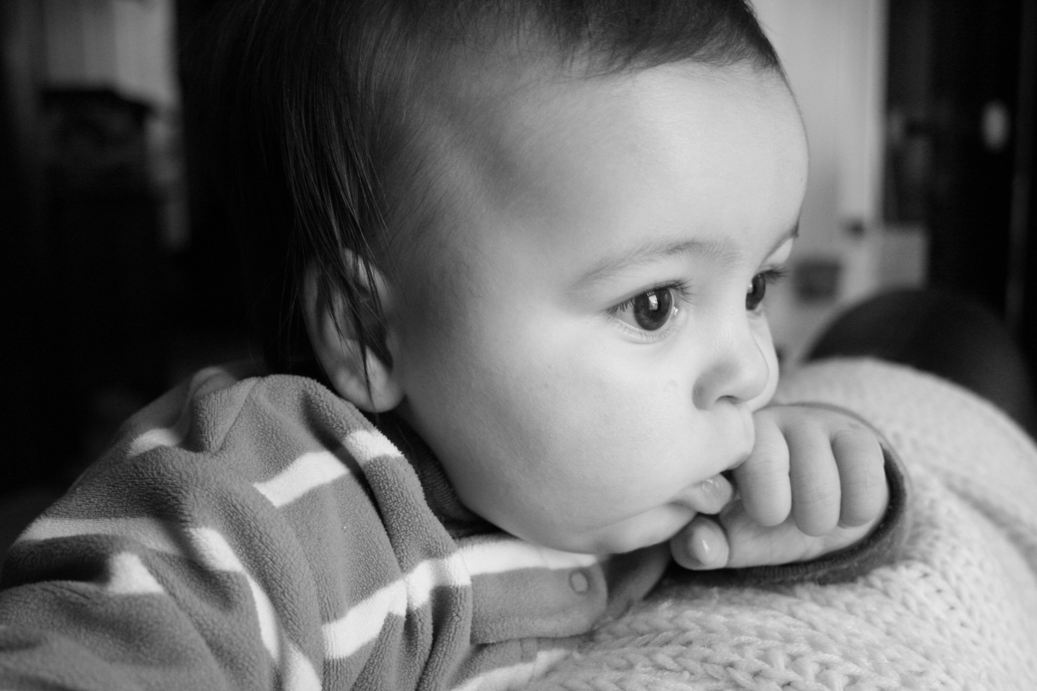 Capturing innocence... in manual mode