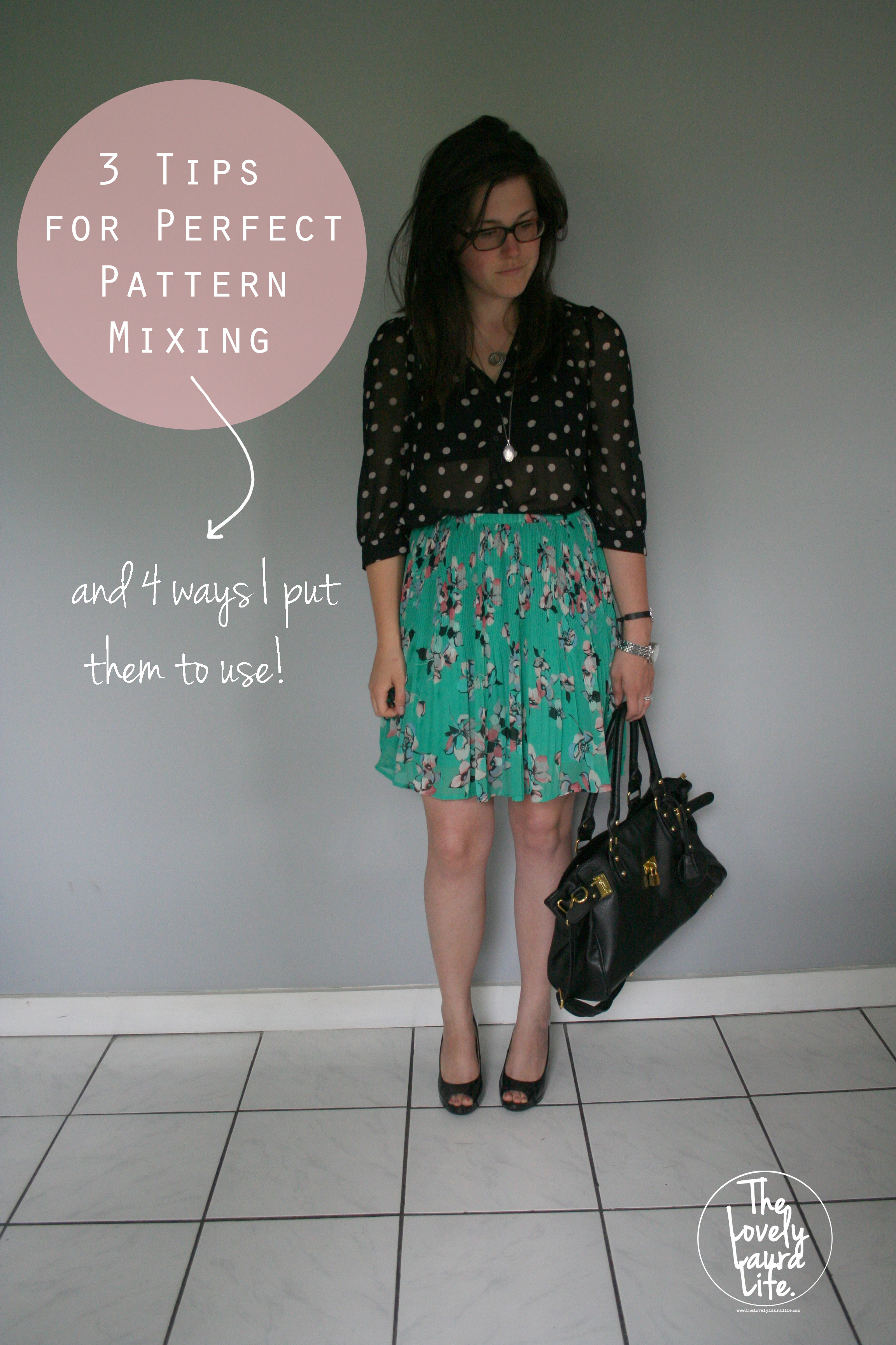 3 Tips for Perfect Pattern Mixing (and 4 Ways I Put Them to Use)