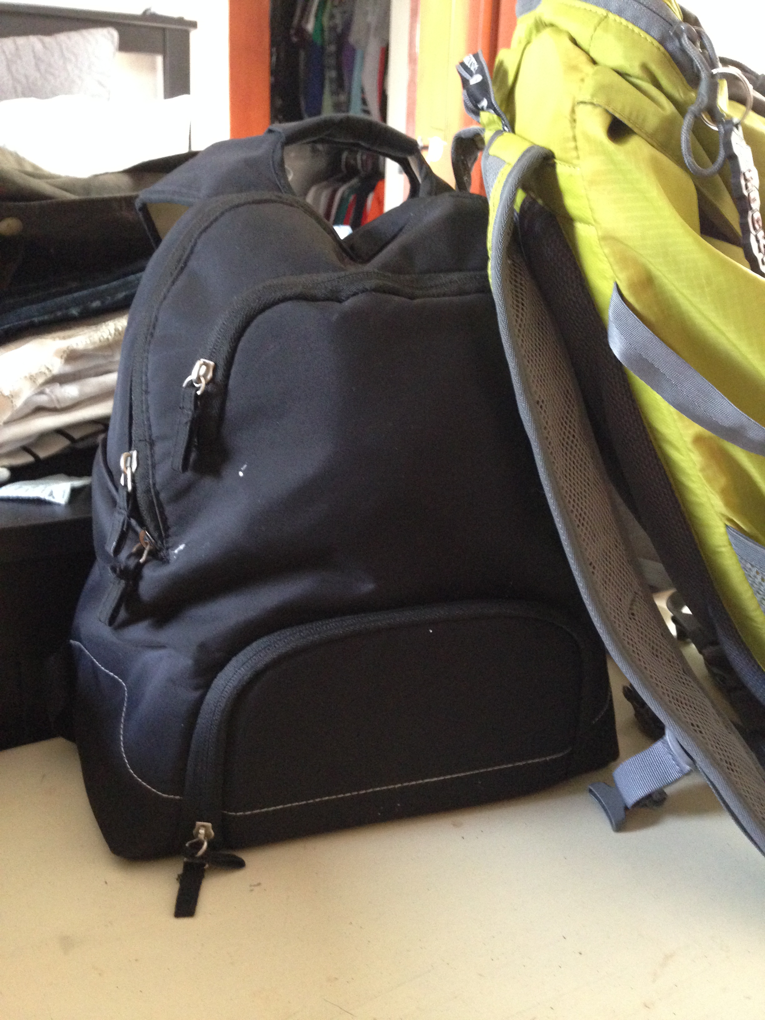 Air Travel With an [Almost] 1 Year Old: Part 1, Packing Light Ideas