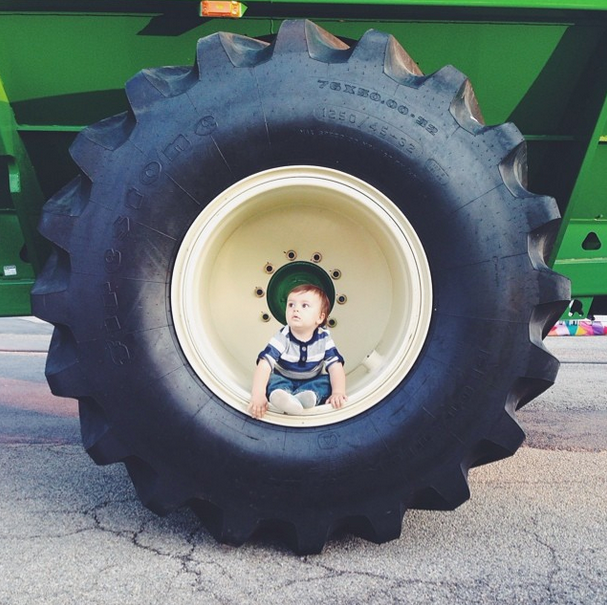 Say tractor