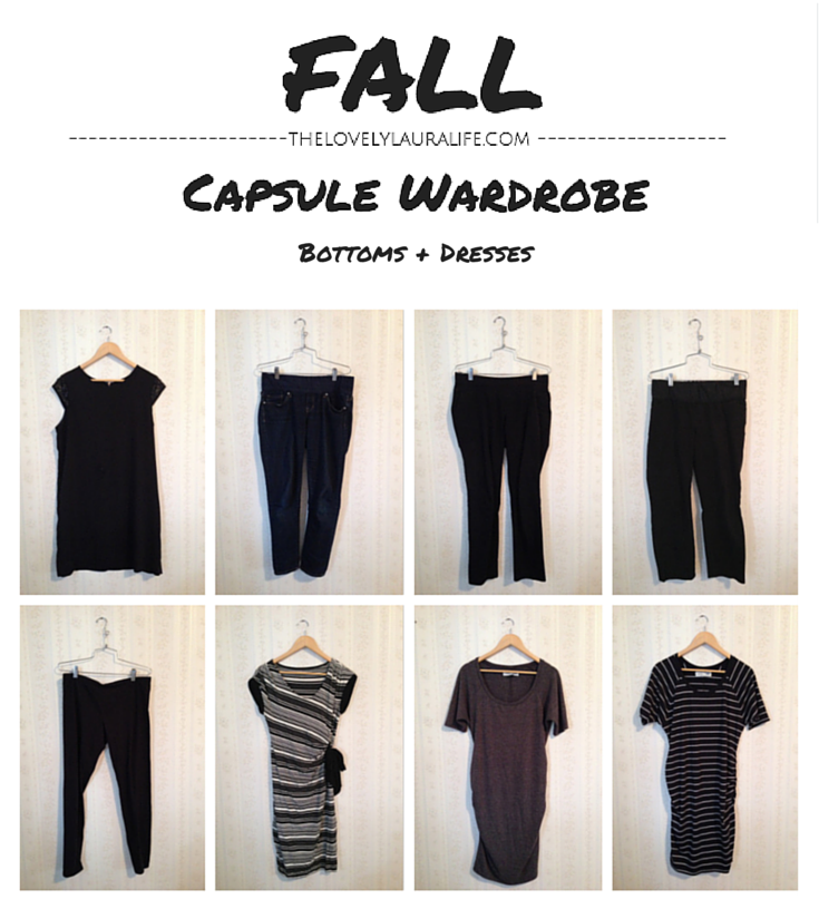 Fall Capsule Bottoms