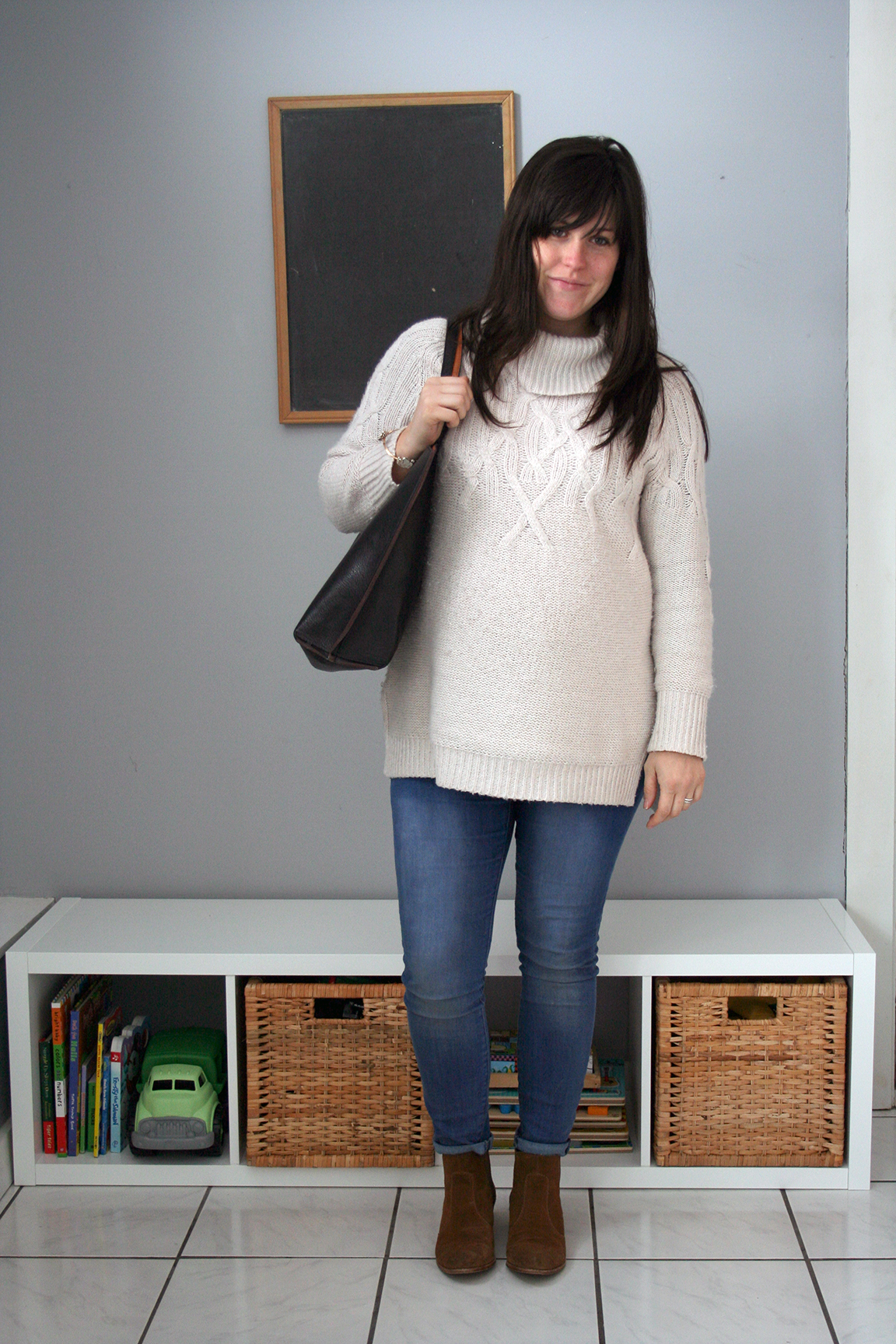 Confessions of a capsule wardrobe wearer + my plans for 2015