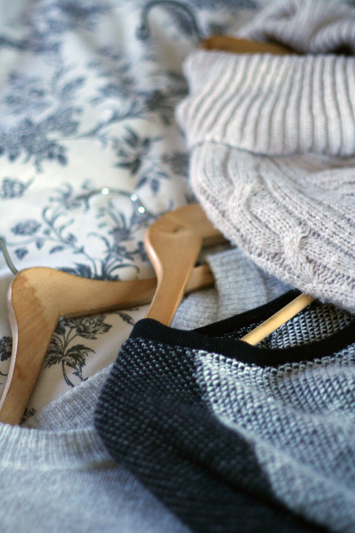 how to never let a closet full of neutrals get boring