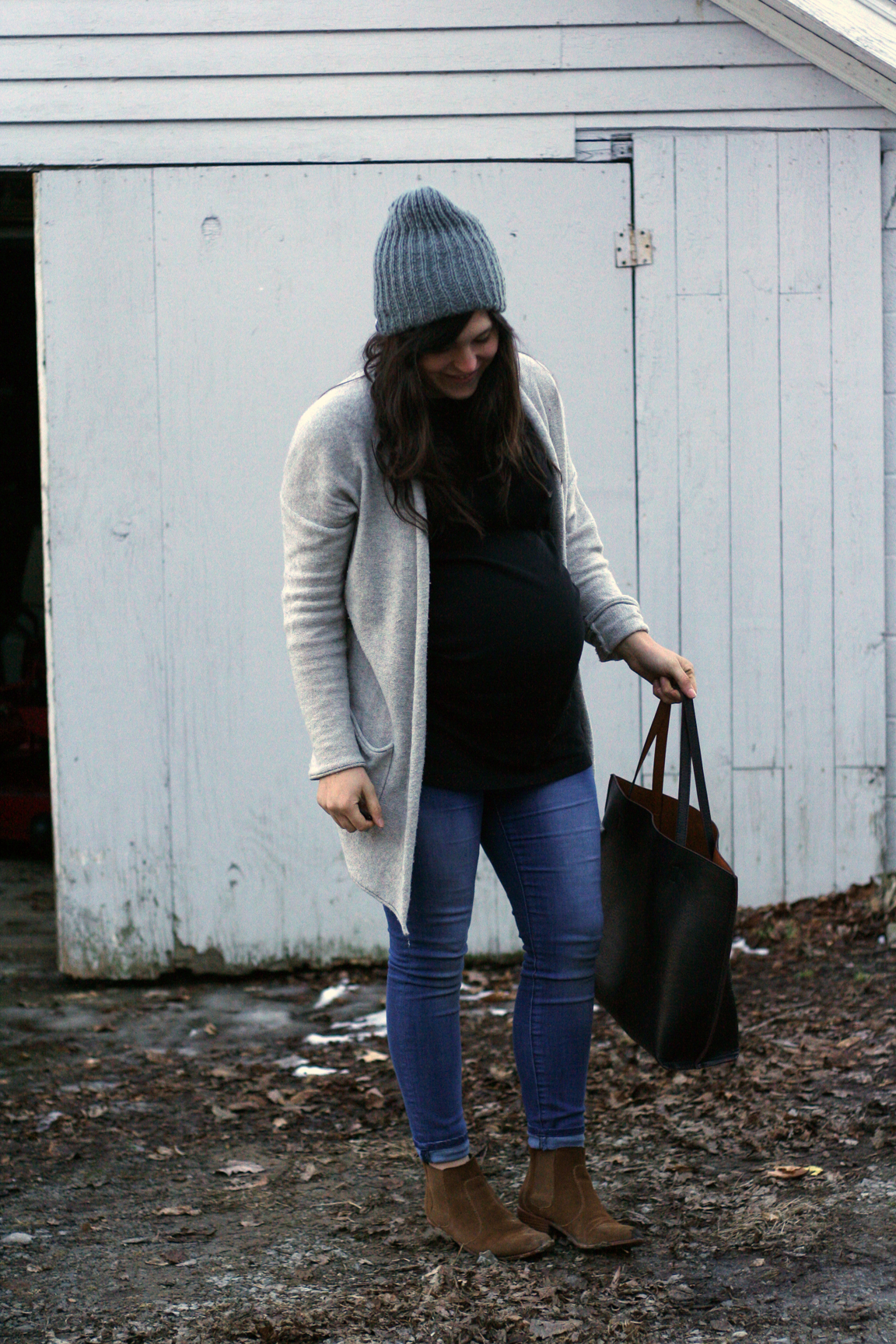 bump style / my winter uniform