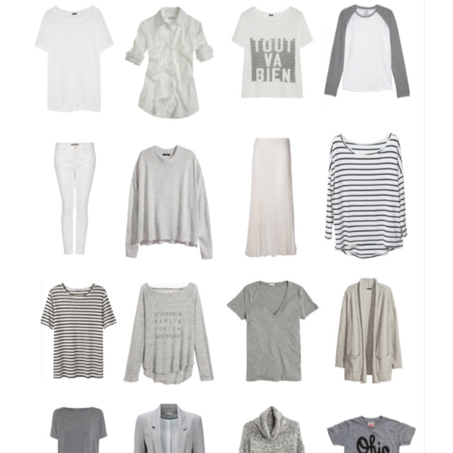 Creating An All Seasons Capsule Wardrobe The Plan The Lovely Laura Life