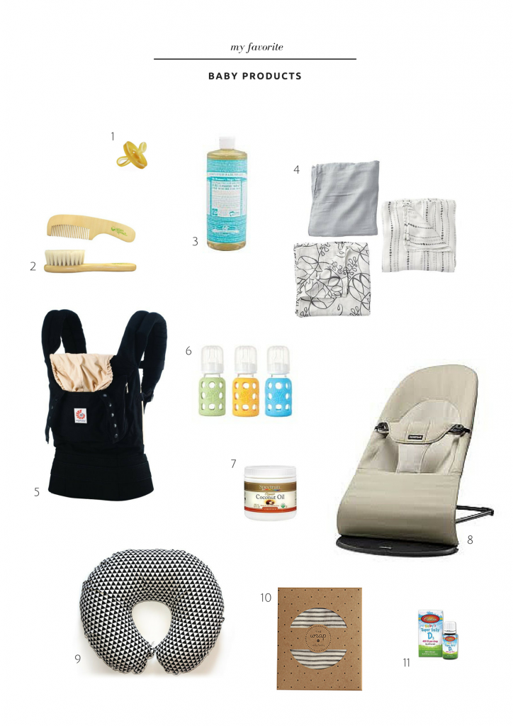 my favorite baby products, the second time around- thelovelylauralife.com