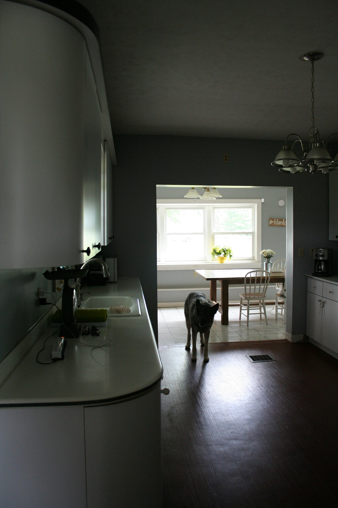 operation blanton farm, kitchen progress via thelovelylauralife.com (13)