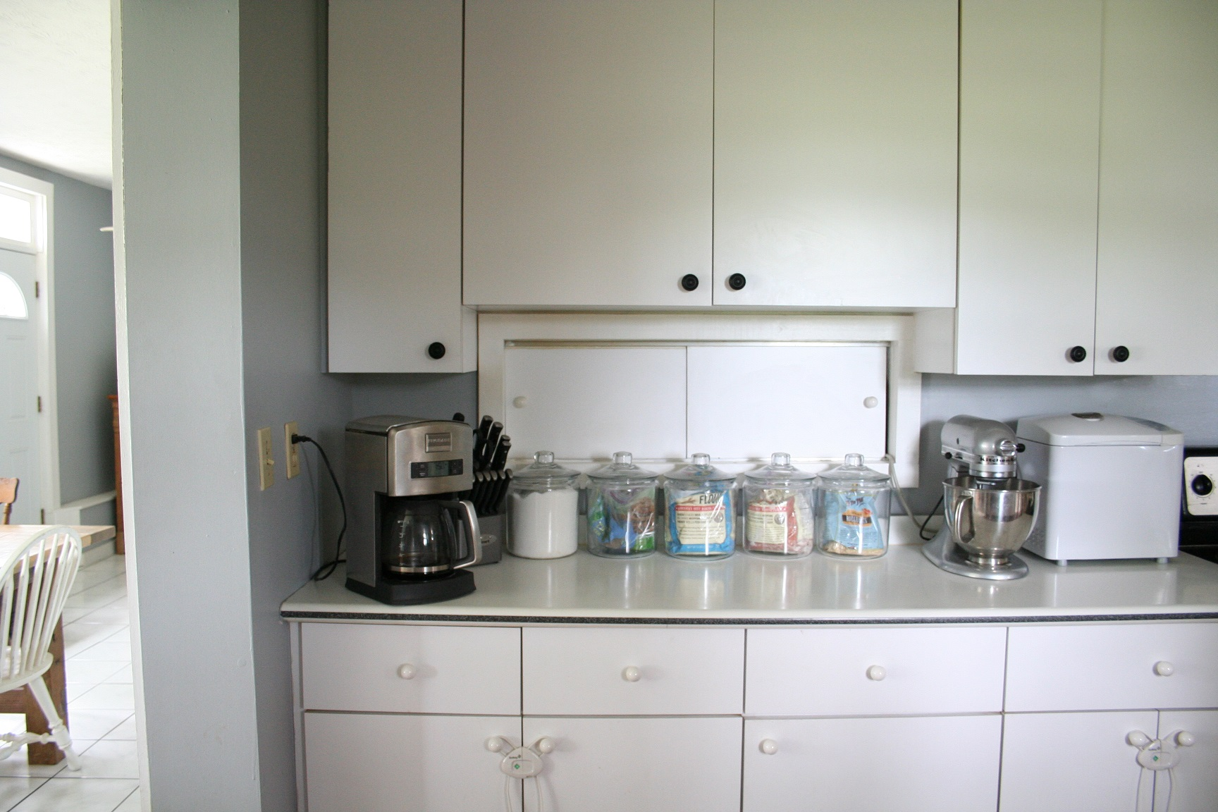 operation blanton farm, kitchen progress via thelovelylauralife.com (16)