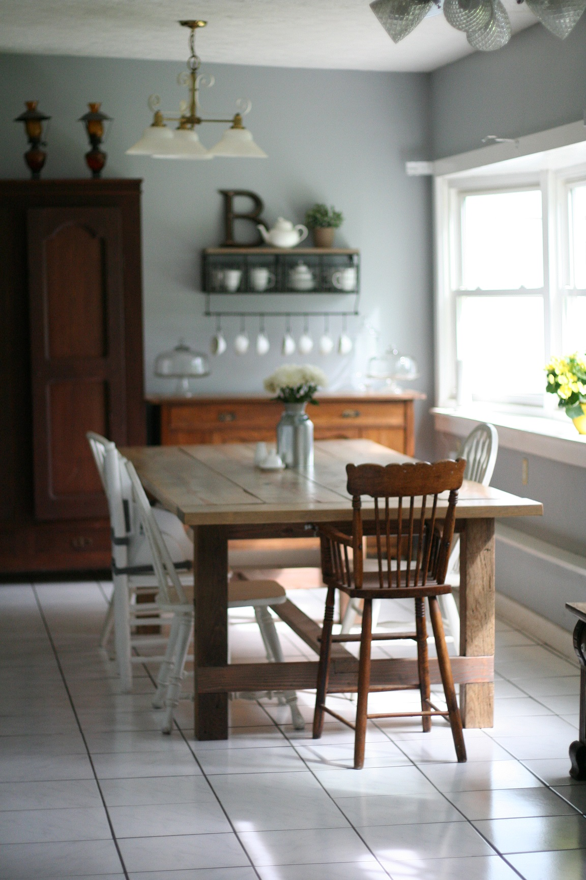 operation blanton farm, kitchen progress via thelovelylauralife.com (2)