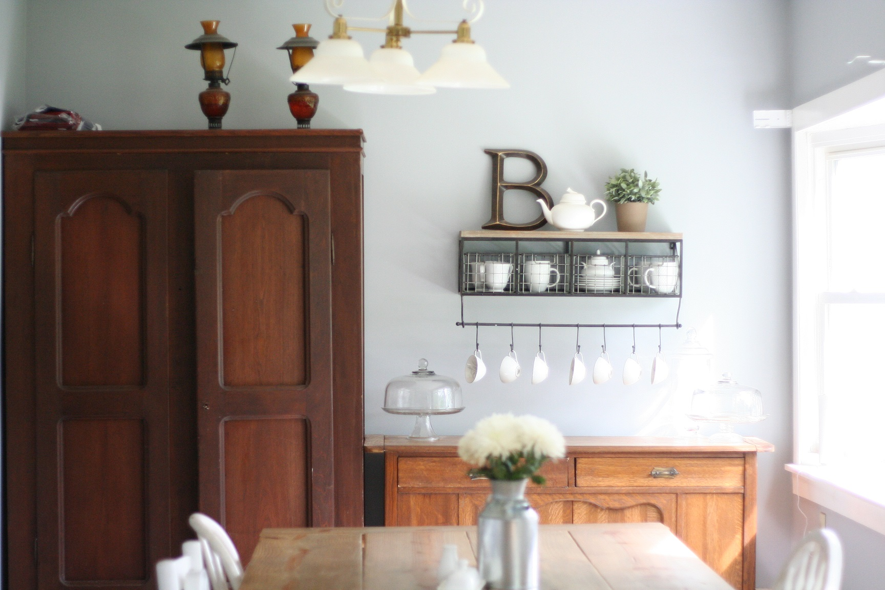 operation blanton farm, kitchen progress via thelovelylauralife.com (4)