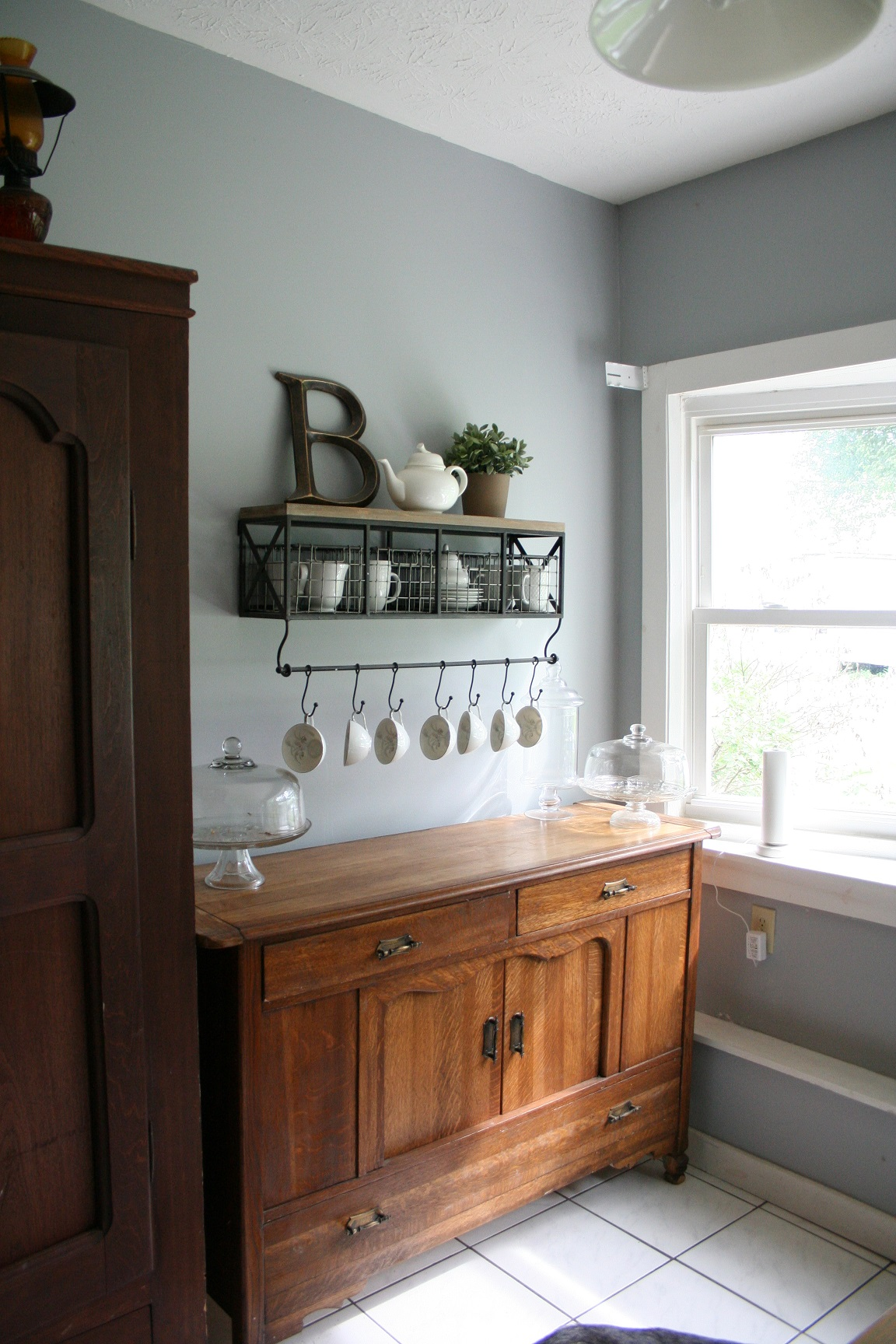 operation blanton farm, kitchen progress via thelovelylauralife.com (8)