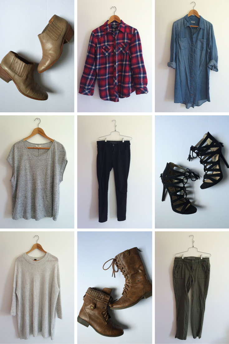 More confessions of a capsule wardrobe wearer via thelovelylauralife.com
