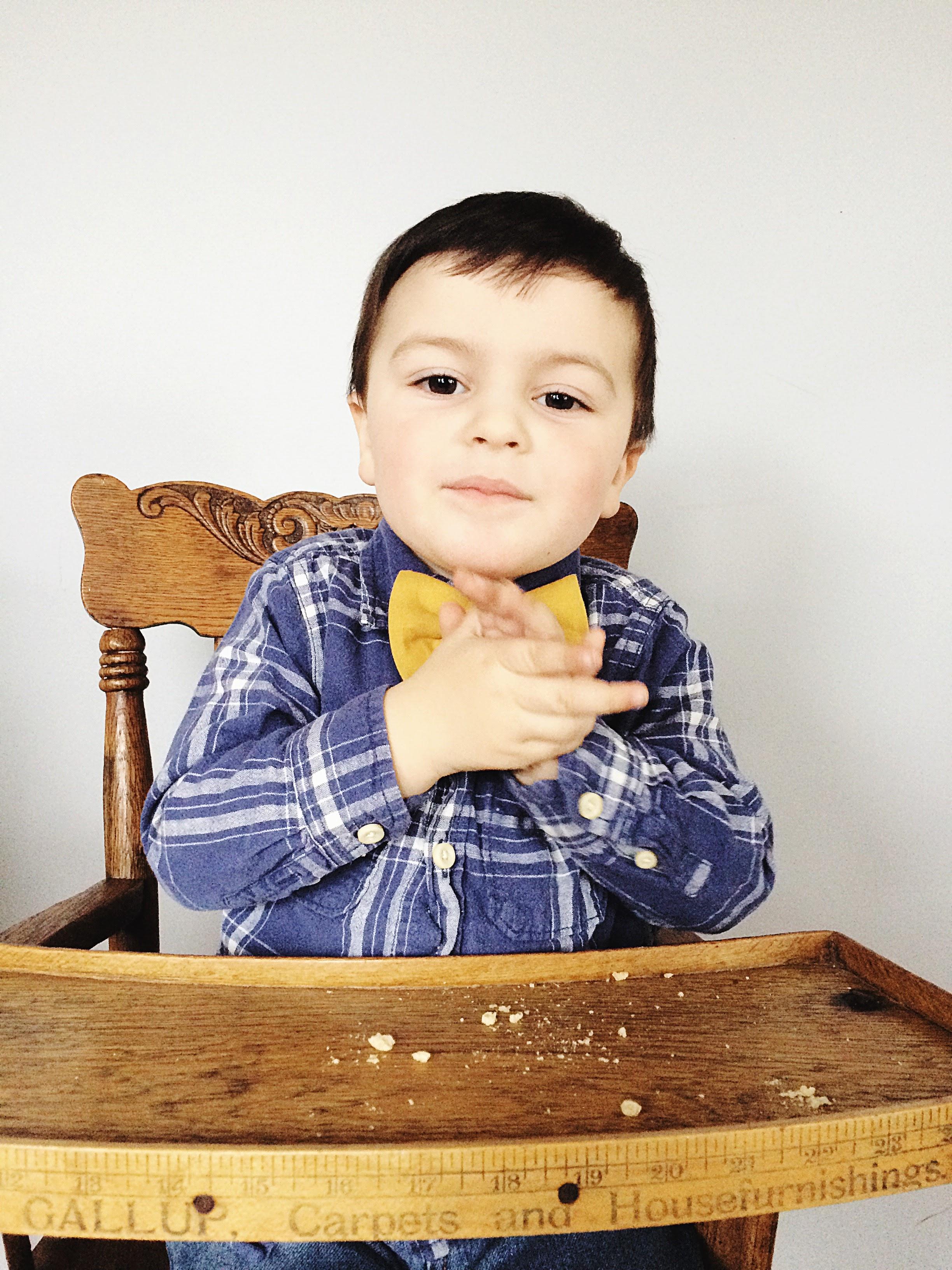 On raising boys and real life