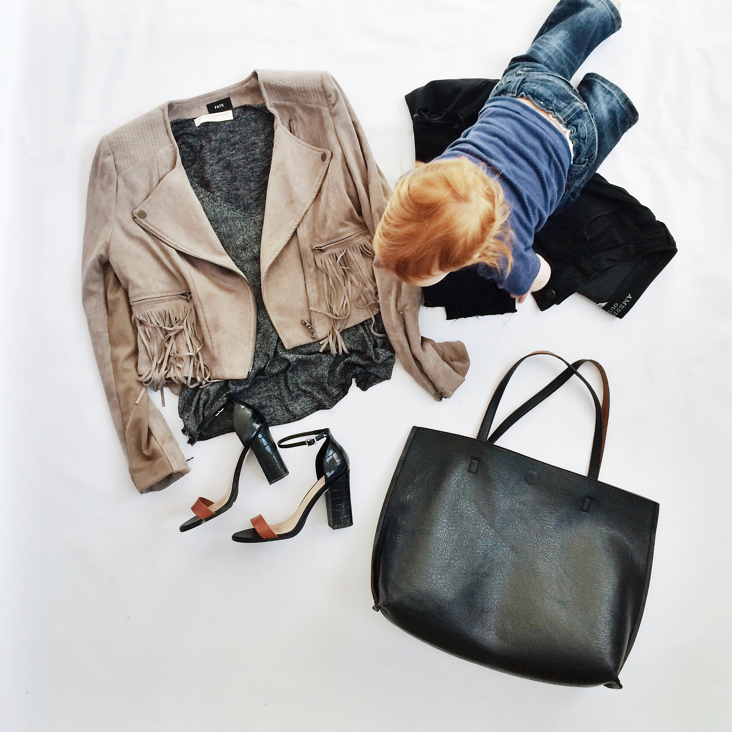 Closet 101 / How to Thrift Quality Pieces for Your Closet, Part III: How to Look