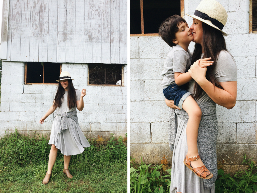 Weekly outfit round-up, worn by a real life mom for real life