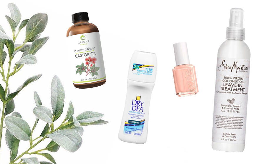 A few favorite skincare + beauty products via thelovelylauralife.com