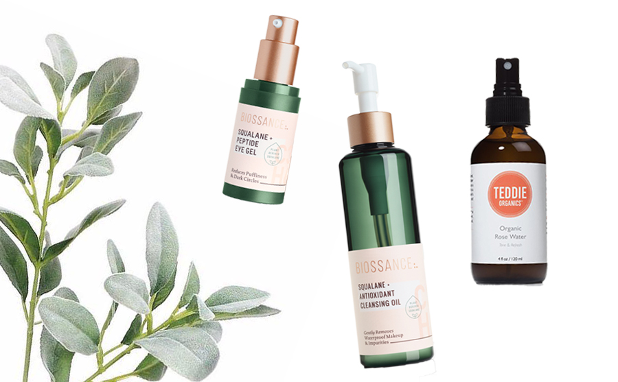Simple skincare for summer via thelovelylauralife.com