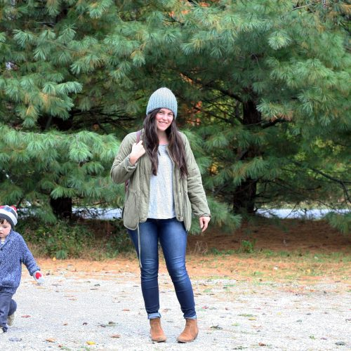 Dressing a Postpartum Body | When Nothing Fits
